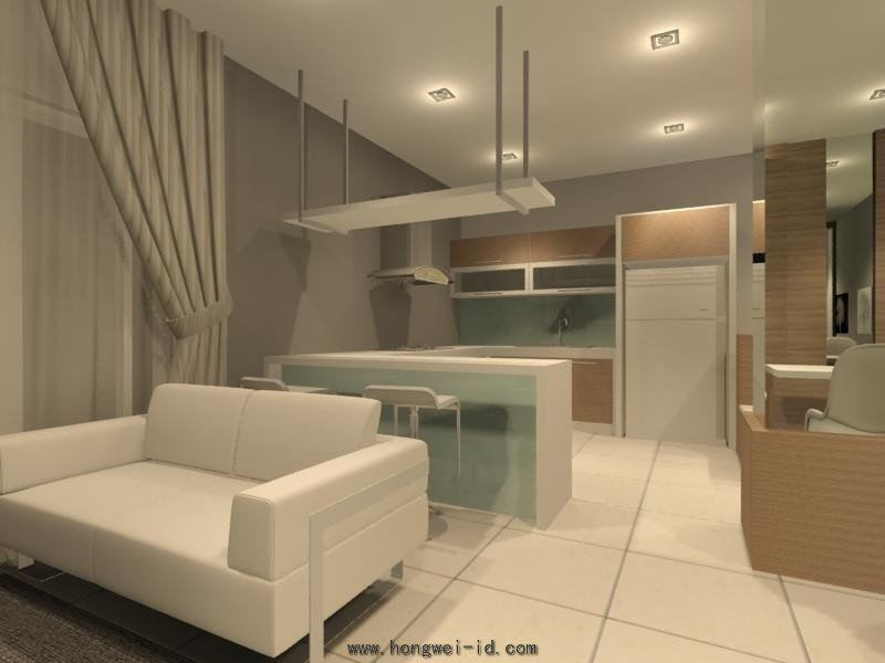KITCHEN, Kitchen Cabinet, Interior Design - Residential - Hong Wei