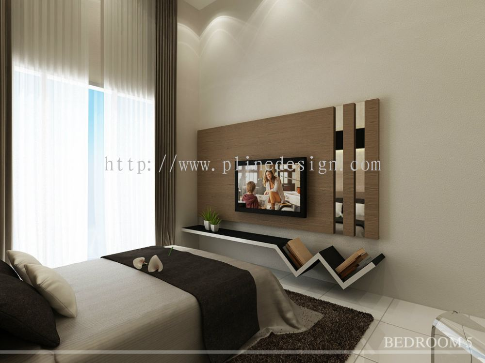 Bedroom design seri alam project images frompo for Bedroom design malaysia