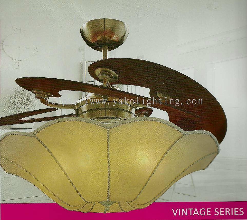 BELLE EPOQUE-Vintage Series, Ceiling Fan