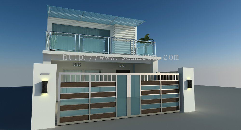 Malaysia balconey home design joy studio design gallery for Best house design malaysia