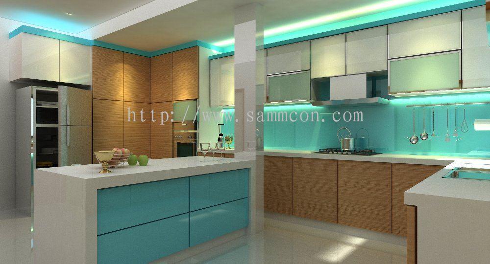 Modern Kitchen Kitchen Design Design Of Kitchen Island