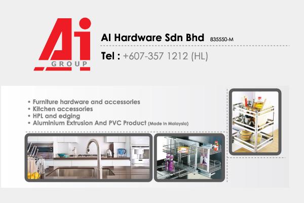 Ai Hardware Sdn Bhd In Johor Malaysia Newpages