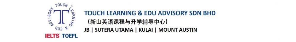 Touch Learning & Edu Advisory Sdn Bhd
