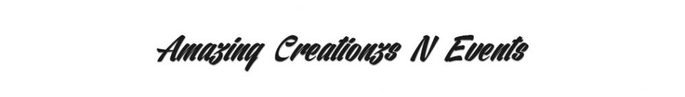 Amazing Creationzs N Events