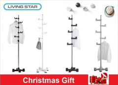 LIVING STAR ~ MULTIPURPOSE CLOTH/BAG STAND