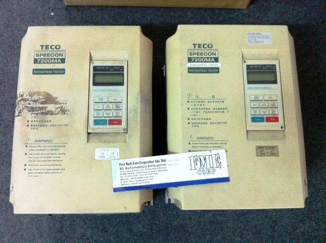 TECO SPEECON 7200MA,7300CV,7200M3 REPAIR IN SARAWAK(KUCHING), MALAYSIA