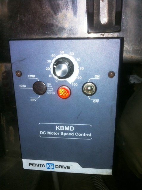 penta kb drive kbmd dc motor speed control repair malaysia