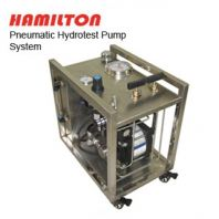 Pneumatic Hydrotest Pump System