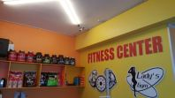 supplements product at San-Suria gym