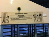Used bodymaster Lat pulldown (SOLD)