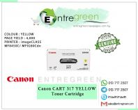 CART 317 YELLOW