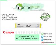 CART 034 YELLOW