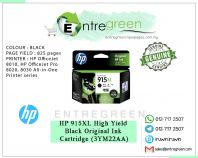 HP 915XL BLACK (3YM22AA)