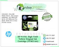 HP 915XL YELLOW (3YM21AA)