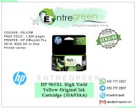 HP 965XL YELLOW (3JA83AA)