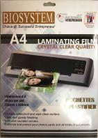 A4 Laminating Film Biosystem(20pcs/pkt)