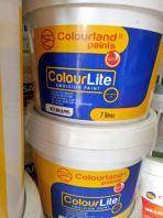 Colourland Paint Emulsion white