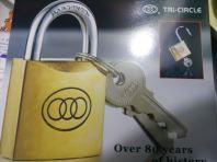 security pad lock