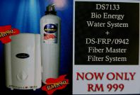 Promotion Package - DS FRP 0942 Fibre Master Filter & DS 7133 Bio Energy Water System