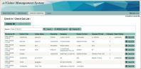 Web Visitor Management System