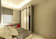 Bedroom Design Taman Gaya