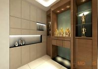 Foyer Area Design Taman Gaya