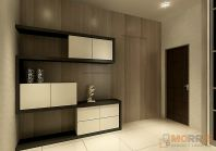 Display Cabinet Design Taman Gaya