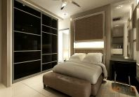 Master Bedroom Design Taman Gaya