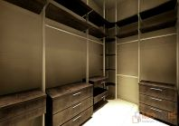 Master bedroom Wardrobe Design Taman Gaya
