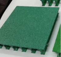 FRP GRITTED PLATE