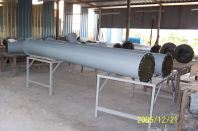 FRP Duct with Flange