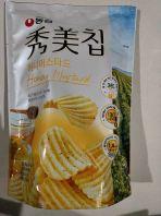 NONGSHIM SUMICHIP HONEY MUSTARD 薯片 85G