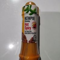 KEWPIE DRESSING HOT AND SPICY 310ML HALAL BC955582200252