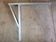 Outdoor Galvanised Bracket (5.0 HP)