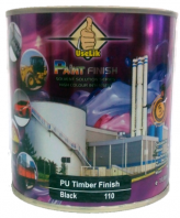PU Timber Finish 1.0 Ltr