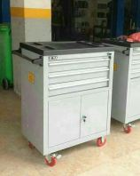 4Drawers Trolley with 200pcs Tools