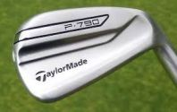 TaylorMade P790 NS PRO 950 GH Steel 4-9P Irons Set S Flex