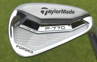 Taylormade P770 Forged NS PRO 950GH S Flex Steel 4-9P Irons Set