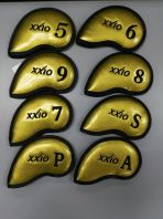 XXI0 10 Gold Iron Covers Limited Edition