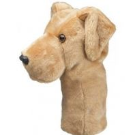 Daphne's Headcover - Yellow Lab