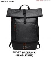 Nike Sport Backpack Black/Charcoal