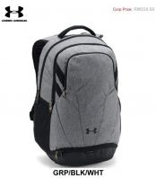 UA Backpack Graphite/Black/White