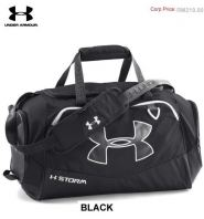 UA Storm Boston Bag Black