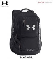 UA Backpack Black / Silver Model 2019