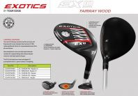 Exotics EX10 Fairway Wood