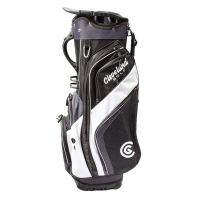 CLEVELAND FRIDAY CART BAG BLACK/CHARCOAL/WHITE