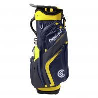 CLEVELAND FRIDAY CART BAG NAVY/YELLOW