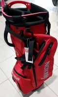 Srixon Chilli Red Light Weight Stand Bag