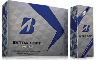 Bridgestone Extra Soft White golf balls