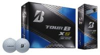BRIDGESTONE TOUR B XS WHITE GOLF BALLS